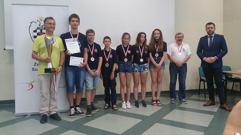 Drużynowe Mistrzostwa Polski Juniorów – II Liga